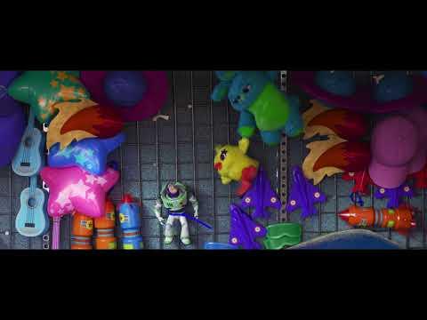 TOY STORY 4  Get Em - CIip   Disney Pixar UK