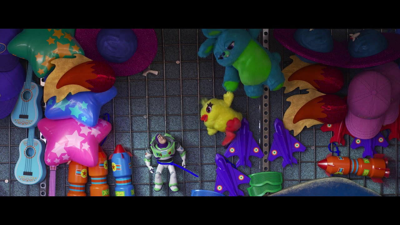 TOY STORY 4 | Get Em - CIip | Official Disney Pixar UK