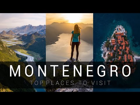 Montenegro - The land of beauty | DJi mavic pro cinematic