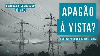 O risco ambiental da privatização da Eletrobrás, animais envenenados no Pantanal e mais notícias...