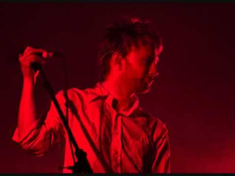 Radiohead - I Am A Wicked Child live
