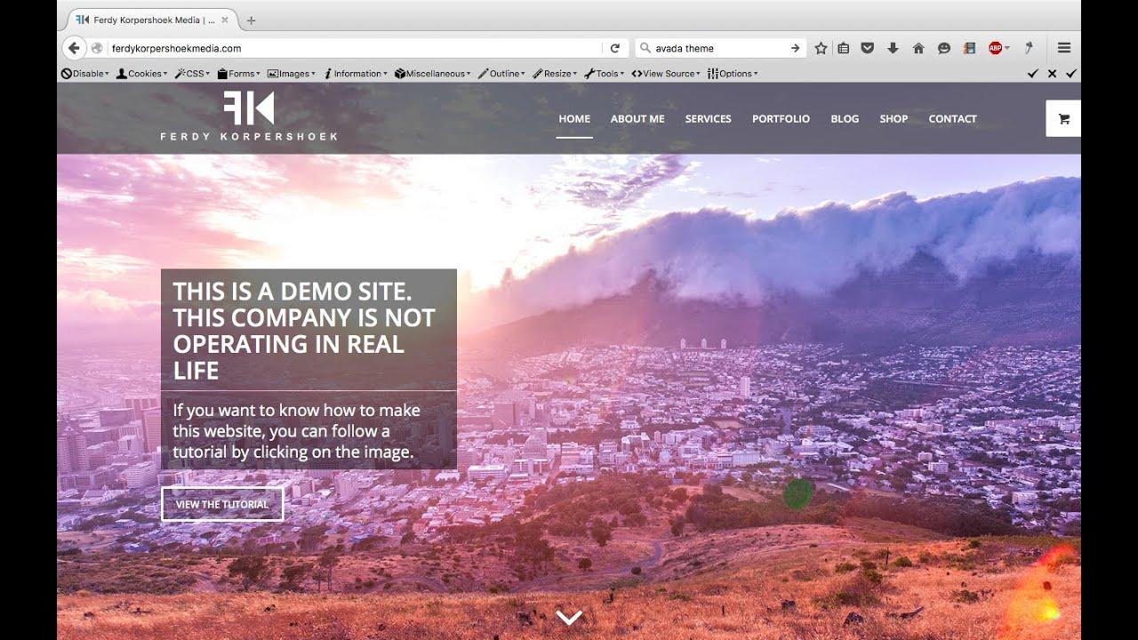 Hintergrund transparent wordpress