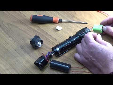 Электрошокер разборка и ремонт