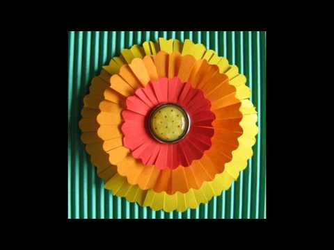Easy DIY Paper crafts flowers ideas