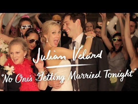 "Julian Velard - ""No One's Getting Married Tonight"" Official Music Video"