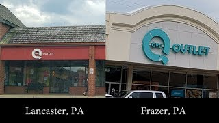 QVC Outlet Store Shopping Trip | Temp-tations Bakeware & Cook