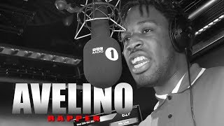 Avelino - Fire In The Booth (Part 3)
