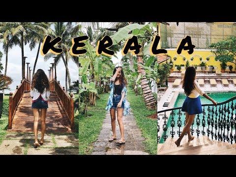 Kerala Travel Vlog | Exploring Kumarakom, Fort Kochi, Alleyppey Backwaters and Athirapally Waterfall