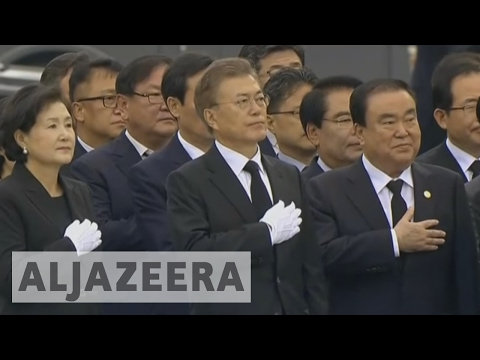 South Korea's new president willing to visit North Korea