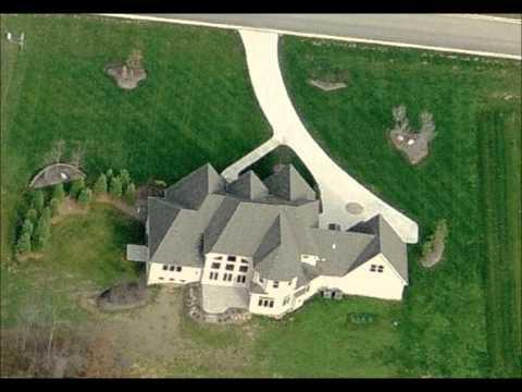 Celebrity Homes Trent Richardson