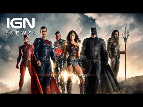 Justice League Box Office Disappointment Leads to DC Films Reorg - IGN News