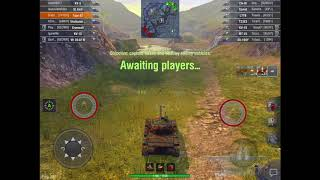 WoTb | Type 62 Gameplay | 2 Games | 2k+ Damage | No Commetary |