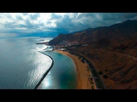 Playa de Las Teresitas. TENERIFE.