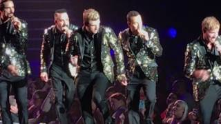 backstreet boys in vegas   june 2017