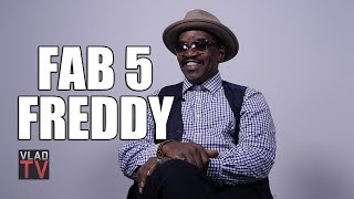 Fab 5 Freddy is Amazed at How People Open Up During VladTV Interviews (Part 6)