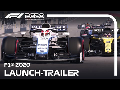 F1® 2020 | Launch-Trailer (DE)