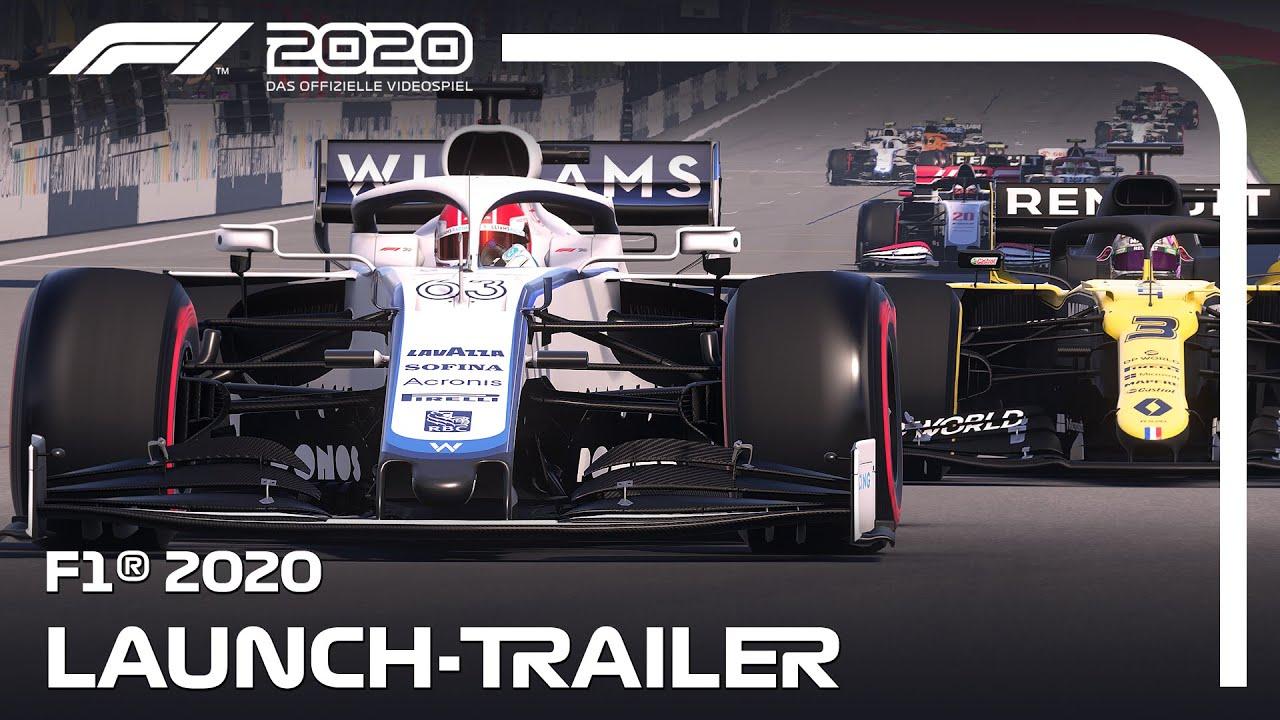 f1 2020 das offizielle spiel zur