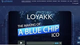 Loyakk - платформа для бизнеса на блокчейн