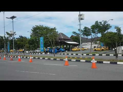 Visit Balikpapan East Kalimantan (after landing - Hotel)