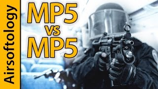 MP5 Competition vs MP5 Elite - What