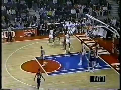 Walter Davis (23pts) vs. Pistons (1991)