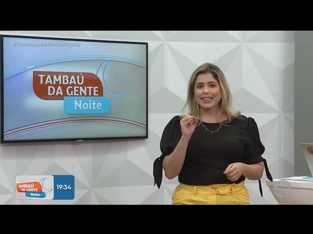 Tambaú da Gente Noite - Política com Daniel Lustosa - 21-01-2021