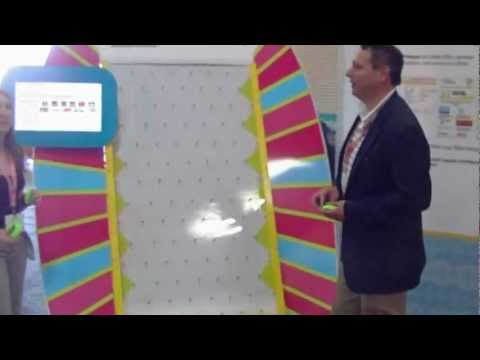 BlingOh! Trade Show Game - The Prize is Right!  Promo Video