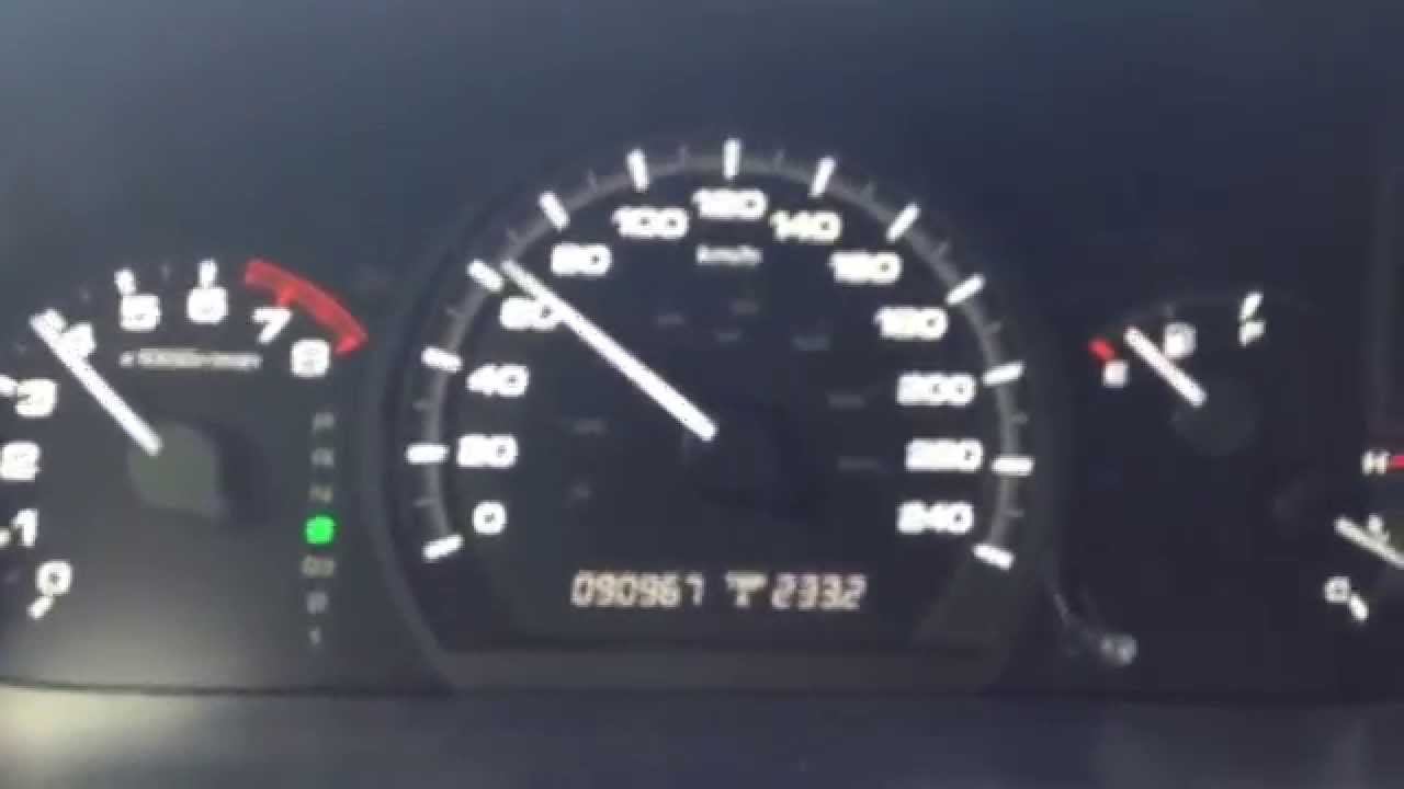 2006 Honda Accord 0 60