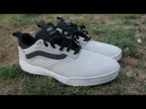 ecc3d3e9a755fd NEW VANS HIGH TECHNOLOGY SKATE SHOE REVIEW! - YouTube