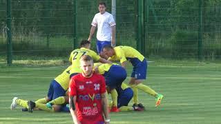 Skrót meczu Avia Świdnik - Wisła Sandomierz (09.09.2017)