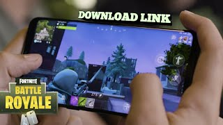 HOW TO DOWNLOAD FORTNITE FOR ANDROID ( NO VERIFICATION)