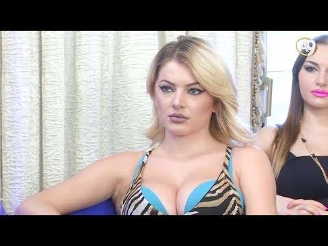 Adnan Oktar'ın en beğendiği Türk manken - YouTube