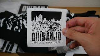 OLLI BANJO - GROßSTADTDSCHUNGEL (Limited Fan Box) UNBOXING