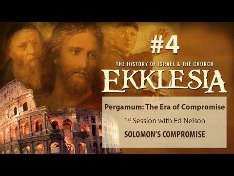 #4 Ekklesia Session 1 Ed Nelson
