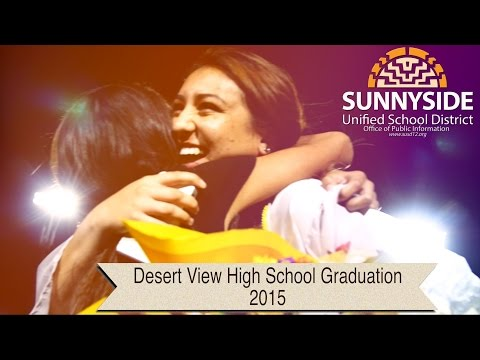 Desert View High School Graduation 2015
