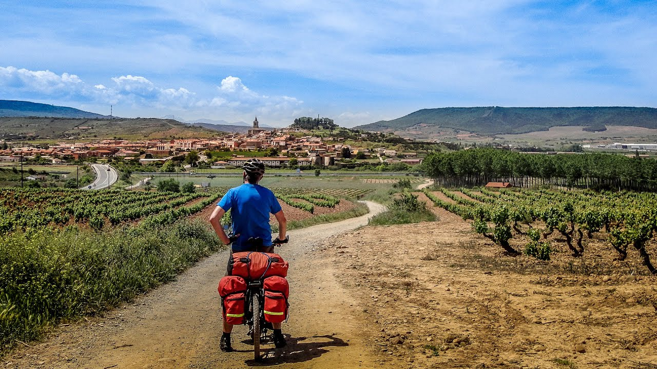 Cycling The Camino De Santiago Youtube - Camino Frances VÃ Lo