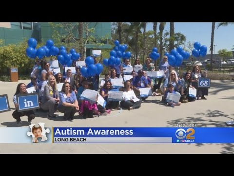 Hospital In Long Beach Gets Head Start On Autism Awareness Month