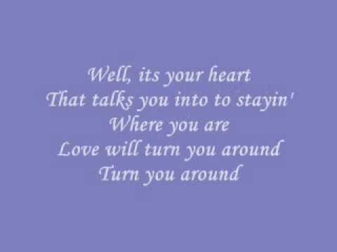 ALLIANCE - TURN AROUND LYRICS
