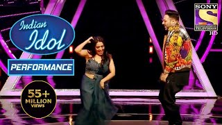 Download lagu Badshah और Neha ने 'She Move It Like' पे दिखाए अपने Killer Moves!   Indian Idol Season 10
