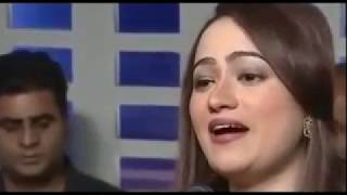 Pakistani singer Sarwat sings this bollywood song song with a new t...