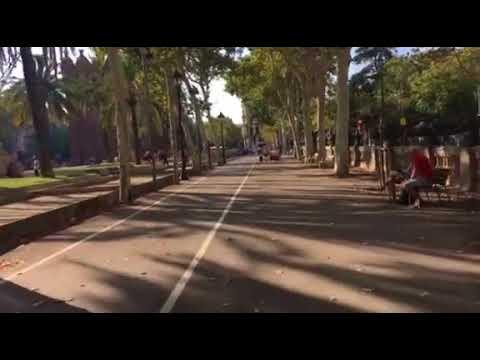 Теракт в Барселоне: район Триумфальной арки