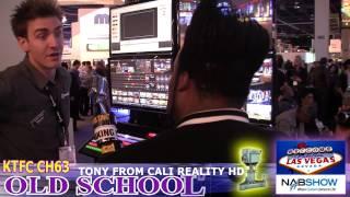 OLD SCHOOL TV NAB SHOW 2013 PT7