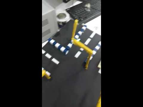 Smart Traffic Light Project - YouTube