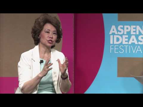 In Conversation with Elaine Chao, US Secretary of Transportation