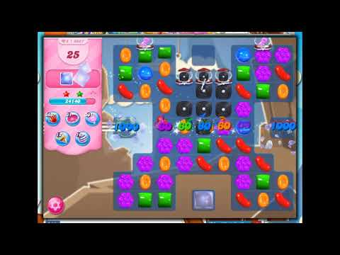 Candy Crush Level 3067 Talkthrough, 43 Moves 0 Boosters
