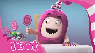 Oddbods | Day in the Life of Newt