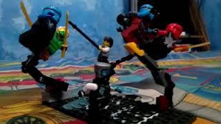 "Lego Ninjago Opening ""TEMPORAL WHIP"""