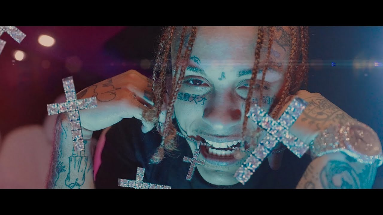 Lil Skies x Yung Pinch - I Know You [Official Video]