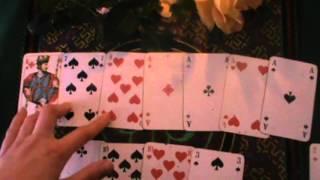 """Гадалка в Германии """"Стариный цыганский расклад на 13 карт"""""""