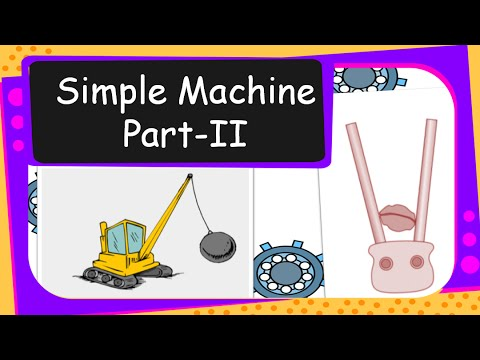 What Are Seven Simple Machines?